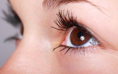 Rosa Auge eine mögliche frühe Warnzeichen von coronavirus -, Augen-ärzte berichten