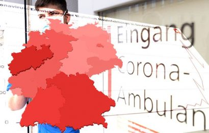 Wie viele Fälle gibt es in Deutschland? Aktuelle Zahlen und Grafiken zum Coronavirus
