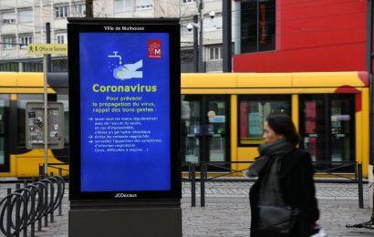 Frankreich verbietet Versammlungen von 1.000 über-virus, zwei weitere MPs infiziert