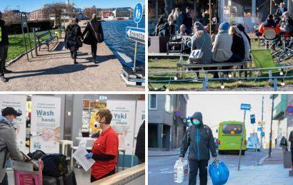 Zwischen Shutdown und (fast) normalem Alltag: Wie unterschiedlich Skandinavien mit Corona umgeht
