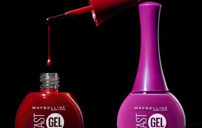 Maybelline Starten Blitzschnell Gel-Nagel bei Dollar General