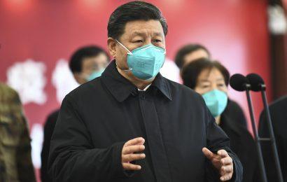 China hat nicht warnen öffentlichkeit wahrscheinlich Pandemie für Taste 6 Tagen