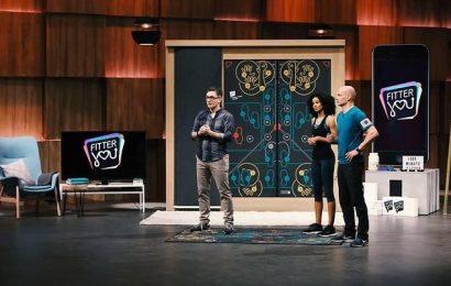 'Die Höhle der Löwen': Training wie bei Twister? Smarte FitterYOU-Matte im Test