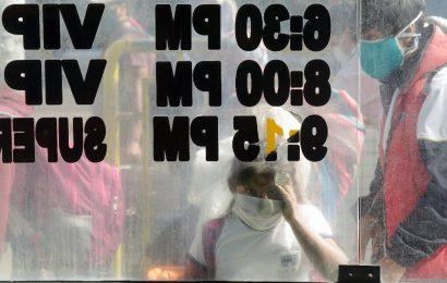 Virus-Fälle top drei Millionen als Nationen planen lockdown beenden
