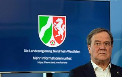 Laschet: Corona-Maßnahmen zeigen in Heinsberg erste Wirkung