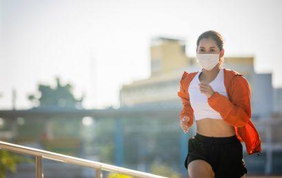 Ist Sport mit Mundschutz schädlich?