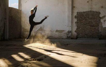 Von Tänzern inspiriert: 4 Übungen für starke Beine und einen straffen Po