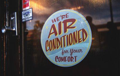 Klimaanlage-Faktor in COVID-19-Ausbreitung in den Süden