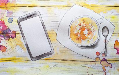 Warum haben so viele von uns fühlen sich schuldig, über die Mittagspause?