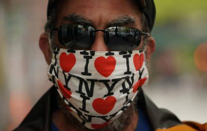 Allein in New York und Italien: Masken verhinderten Zehntausende Corona-Ansteckungen