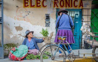 Starken Anstieg der COVID-19 Fällen in Peru und Chile