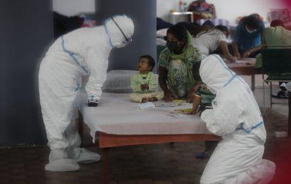 Über 22% der Menschen in Delhi hatten, virus, Studie zeigt,