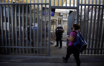 Mexiko-US-Grenze zu halten geschlossen, um nicht-essentielle Reisen