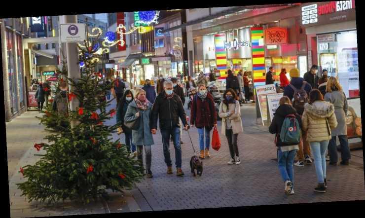"""Länder wollen """"Lockdown light"""" bis 20. Dezember verlängern – Silvester-Feuerwerk soll verboten werden"""
