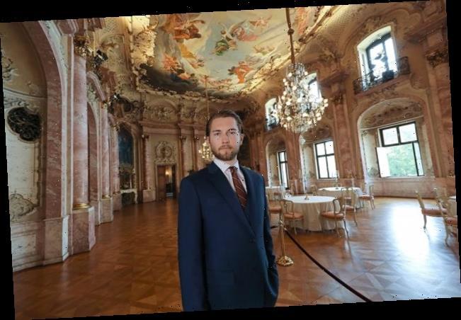 Erbprinz zu Schaumburg-Lippe kämpft gegen Corona: Mit einer kleinen Sache, Großes bewirken