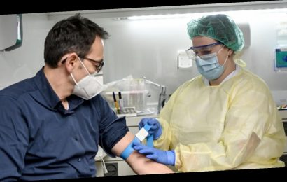 Bundesregierung kauft 200.000 Dosen Antikörper-Mittel für Corona-Infizierte
