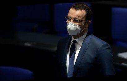 """Spahn: """"Werden Pandemie im Laufe des Jahres weitestgehend unter Kontrolle bekommen"""""""