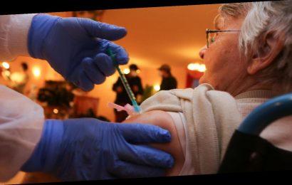 Ministerium erwartet 2,68 Millionen Impfdosen bis Anfang Februar