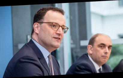 """Gesundheitsminister Jens Spahn zu #allesdichtmachen: """"Dass es Kritik gibt, ist wünschenswert"""""""