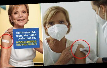 Nadel rechts, Pflaster links? Impfgegner wittern große Verschwörung – das steckt dahinter