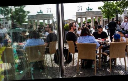Hotels in Berlin dürfen wieder Touristen aufnehmen, Restaurants auch drinnen öffnen