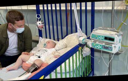 Staatlich bezahlt: Baby erhält als erster Patient teuerstes Medikament der Welt