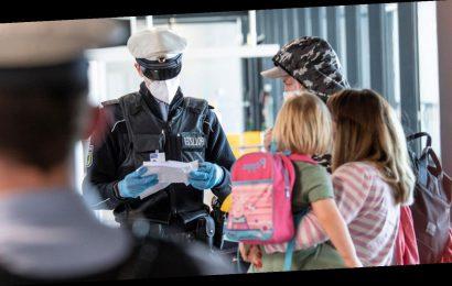 Aus diesen Ländern kommen derzeit die meisten infizierten Reiserückkehrer