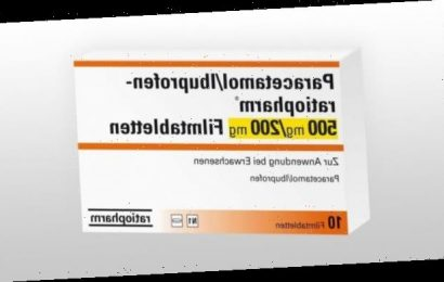 Schmerzmittelkombi aus Paracetamol und Ibuprofen bald rezeptfrei