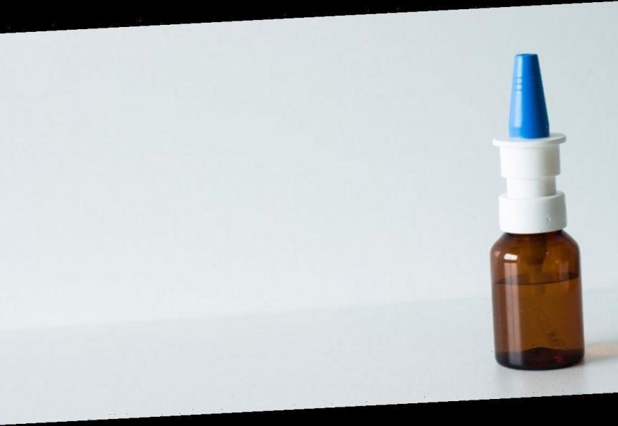 Corona: Intensivmediziner fordern Entwicklung von Nasenspray